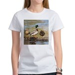 Mallard Ducks Women's T-Shirt
