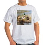 Mallard Ducks Light T-Shirt