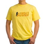 Clydesdale Power Yellow T-Shirt