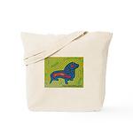 pop art Ginger Tote Bag