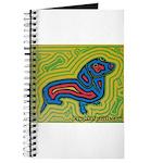 pop art Ginger Journal