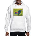 pop art Ginger Hooded Sweatshirt