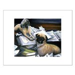 Law Dogs Small Poster