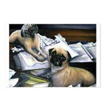 Law Dogs Postcards (Package of 8)