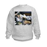 Law Dogs Kids Sweatshirt