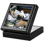 Law Dogs Keepsake Box