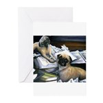 Law Dogs Greeting Cards (Pk of 20)