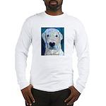 Blue Molly Long Sleeve T-Shirt