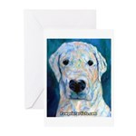 Blue Molly Greeting Cards (Pk of 20)