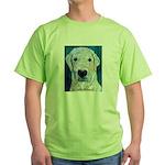 Blue Molly Green T-Shirt