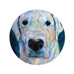 """Blue Molly 3.5"""" Button (100 pack)"""