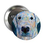 """Blue Molly 2.25"""" Button (10 pack)"""
