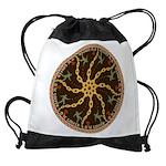 Disc Golfer Drawstring Bag