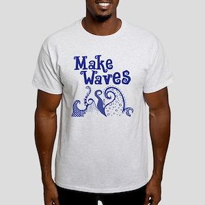 Make Waves Light T-Shirt