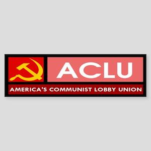 America's Communist Lobby Uni Bumper Sticker