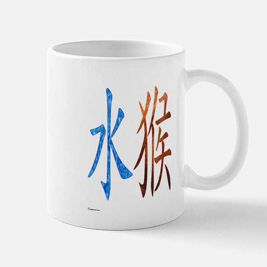 Chinese Water Monkey Mug