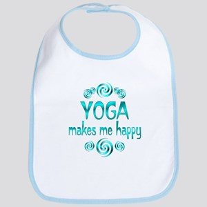 Yoga Happiness Bib