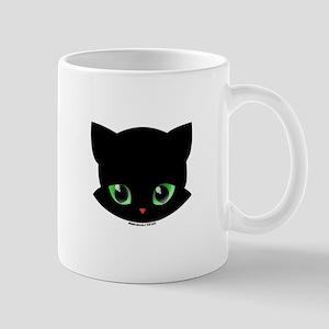 Little Black Cat Mug
