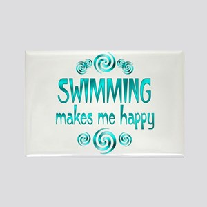Swimming Rectangle Magnet