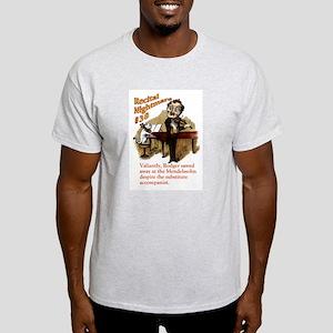 Recital Nightmare Ash Grey T-Shirt