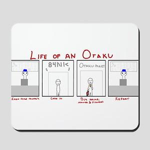 Life of an Otaku Mousepad