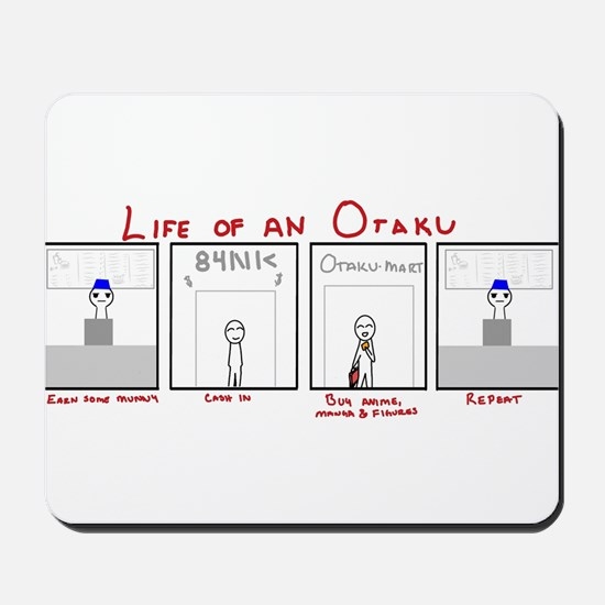 Life of an Otaku Mousepad