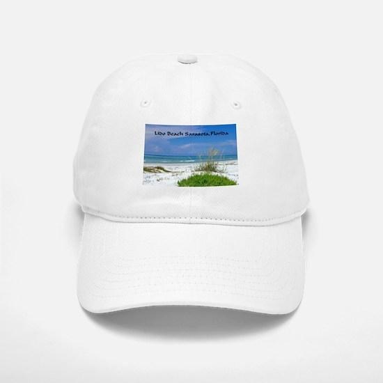 Lido Beach, Sarasota, Florida Baseball Baseball Cap