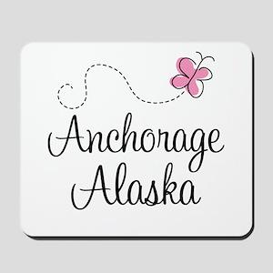 Cute Anchorage Mousepad