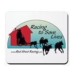 Red Shed Racing Mousepad