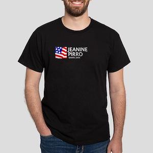 Pirro 06 Black T-Shirt