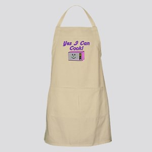 Yes I Can Cook BBQ Apron