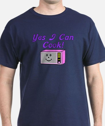 Yes I Can Cook T-Shirt