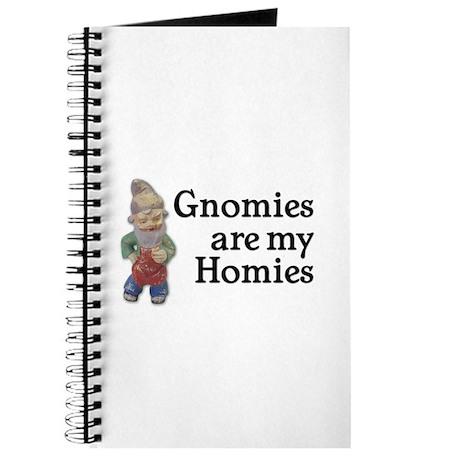 Gnomies are my Homies Journal