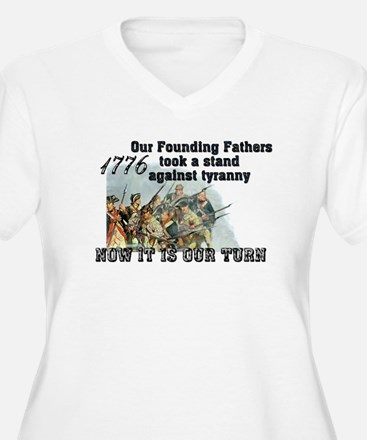 Our Founding Fathers took a s T-Shirt