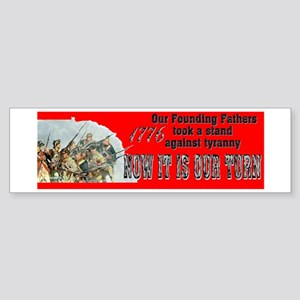 Our Founding Fathers took a s Bumper Sticker