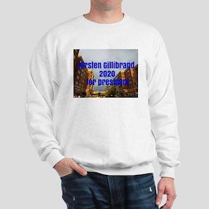Kirsten Gillibrand 2020 united states Sweatshirt