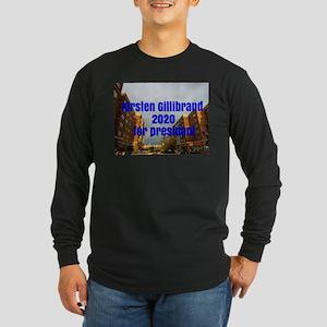 Kirsten Gillibrand 2020 united Long Sleeve T-Shirt