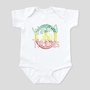 Walking with Thomas Infant Bodysuit