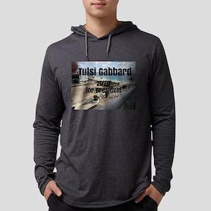 Tulsi Gabbard 2020 united stat Long Sleeve T-Shirt