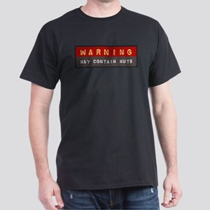 May Contain Nuts | Dark T-Shirt