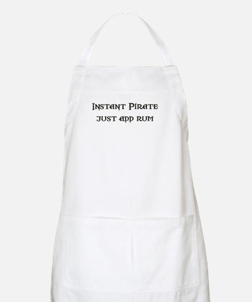 Instant Pirate BBQ Apron