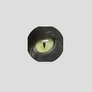 Cat's eye Mini Button (10 pack)
