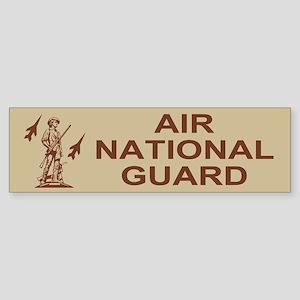 Air National Guard<BR> Bumper Sticker 1