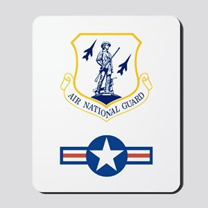 Air National Guard<BR> Mousepad