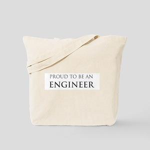 Proud Engineer Tote Bag
