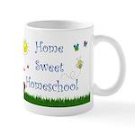 Home Sweet Homeschool Mug Mugs