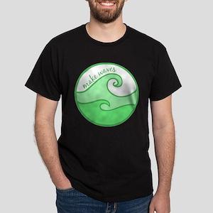 Make Waves Dark T-Shirt