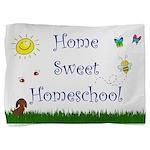 Home Sweet Homeschool Pillow Sham