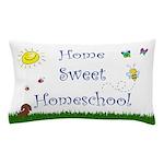 Home Sweet Homeschool Pillow Case