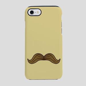 moustache_ff iPhone 7 Tough Case